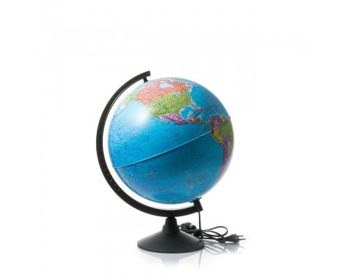 Глобус политический d320мм с подсветкой