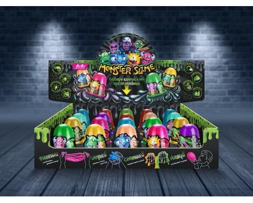 Слайм Monster Slime, ассорти 130гр.