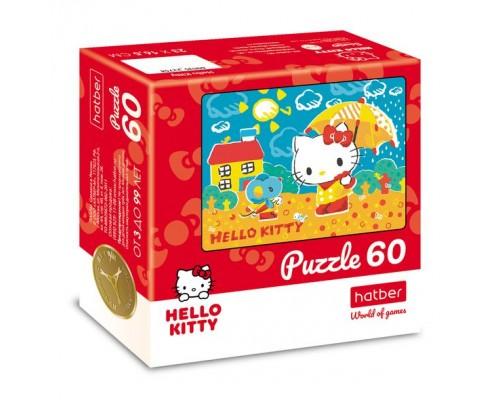 ПАЗЛ 60 элементов Hello Kitty- ( Hello Kitty)